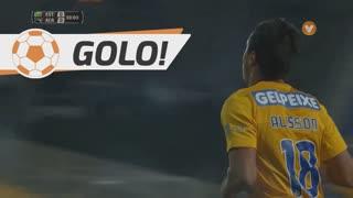 GOLO! Estoril Praia, Alisson Farias aos 30', Estoril Praia 1-0 A. Académica