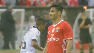 SL Benfica, Jogada, R. Jiménez aos 38'