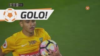 GOLO! Estoril Praia, Bruno Gomes aos 78', SL Benfica 3-3 Estoril Praia
