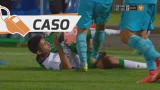 FC Famalicão, Caso, Jorge Miguel aos 44'