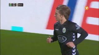 Vitória FC, Jogada, R. Gauld aos 29'