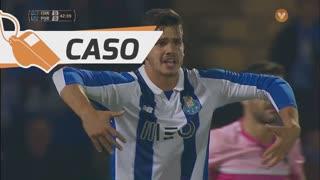 FC Porto, Caso, André Silva aos 43'