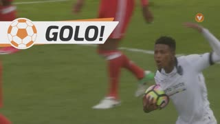 GOLO! Vitória SC, Zungu aos 79', SL Benfica 2-1 Vitória SC