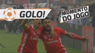GOLO! SL Benfica, Salvio aos 53', SL Benfica 2-0 Vitória SC