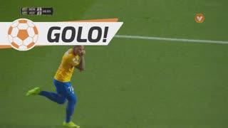 GOLO! Estoril Praia, Carlinhos aos 46', SL Benfica 1-2 Estoril Praia