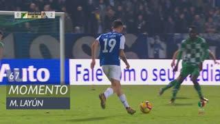 FC Porto, Jogada, M. Layún aos 67'