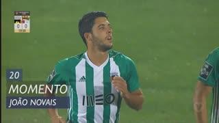 Rio Ave FC, Jogada, João Novais aos 20'