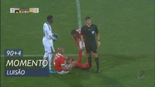 SL Benfica, Jogada, Luisão aos 90'+4'