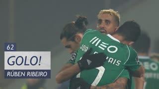 GOLO! Rio Ave FC, Rúben Ribeiro aos 62', Rio Ave FC 2-1 SL Benfica