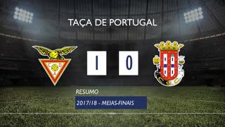 Taça de Portugal (Meias-Finais): Resumo CD Aves 1-0 Caldas