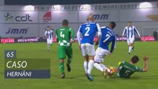 FC Porto, Caso, Hernâni aos 65'