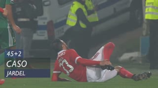 SL Benfica, Caso, Jardel aos 45'+2'