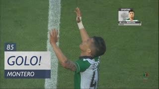 GOLO! Sporting CP, Montero aos 85', CD Aves 2-1 Sporting CP