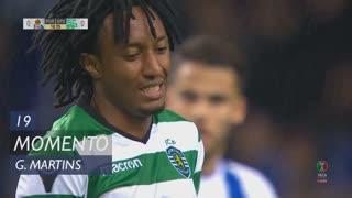 Sporting CP, Jogada, Gelson Martins aos 19'