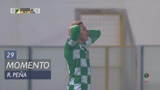 Moreirense FC, Jogada, R. Peña aos 29'