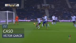 Vitória SC, Caso, Víctor García aos 11'