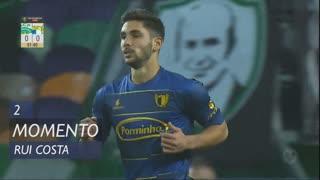 FC Famalicão, Jogada, Rui Costa  aos 2'