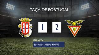 Taça de Portugal (Meias-Finais): Resumo Caldas 1-2 CD Aves