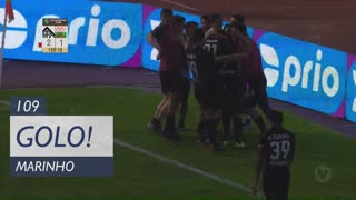 GOLO! A. Académica, Marinho aos 109', A. Académica 2-1 FC P.Ferreira