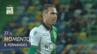 Sporting CP, Jogada, Bruno Fernandes aos 77'