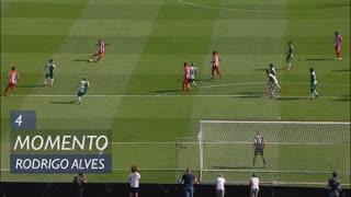 CD Aves, Jogada, Rodrigo Alves aos 4'