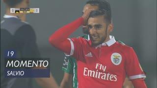 SL Benfica, Jogada, Salvio aos 19'
