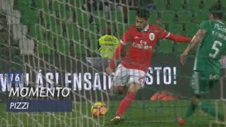 SL Benfica, Jogada, Pizzi aos 16'