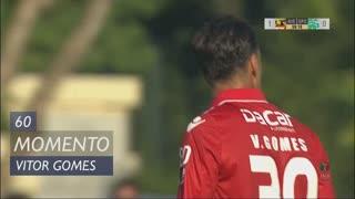 CD Aves, Jogada, Vitor Gomes aos 60'