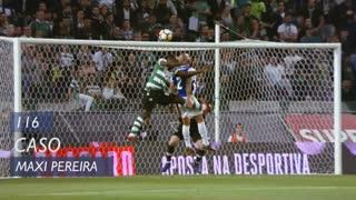 FC Porto, Caso, Maxi Pereira aos 116'