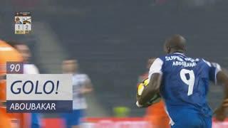 GOLO! FC Porto, Aboubakar aos 90', FC Porto 2-2 Portimonense