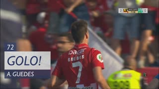 GOLO! CD Aves, Alexandre Guedes aos 72', CD Aves 2-0 Sporting CP