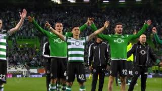 Sporting CP - FC Porto, Festa final, 131m