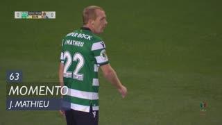 Sporting CP, Jogada, J. Mathieu aos 63'
