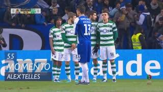 FC Porto, Jogada, Alex Telles aos 55'