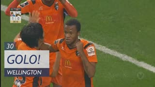 GOLO! Portimonense, Wellington aos 30', FC Porto 1-1 Portimonense