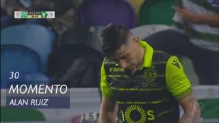 Sporting CP, Jogada, Alan Ruiz aos 37'