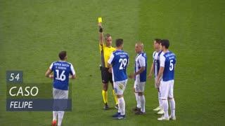 FC Porto, Caso, Felipe aos 54'
