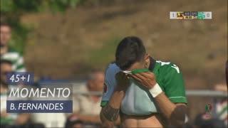 Sporting CP, Jogada, Bruno Fernandes aos 45'+1'
