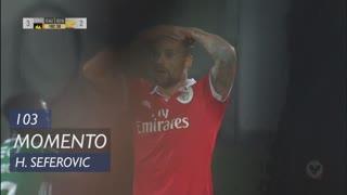 SL Benfica, Jogada, H. Seferovic aos 103'