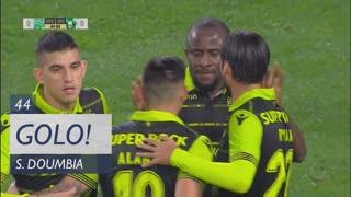 GOLO! Sporting CP, S. Doumbia aos 44', Sporting CP 1-0 Vilaverdense