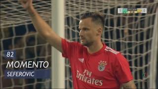 SL Benfica, Jogada, Seferovic aos 82'
