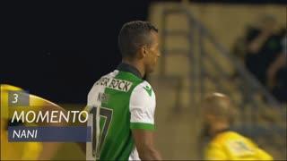 Sporting CP, Jogada, Nani aos 3'