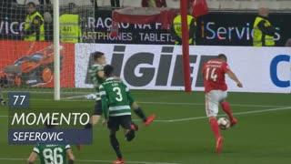 SL Benfica, Jogada, Seferovic aos 77'