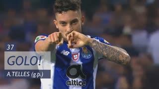 GOLO! FC Porto, Alex Telles aos 37', FC Porto 1-0 SC Braga