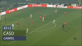 SL Benfica, Caso, Gabriel aos 45'+1'