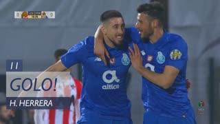 GOLO! FC Porto, H. Herrera aos 11', Leixões SC 0-1 FC Porto