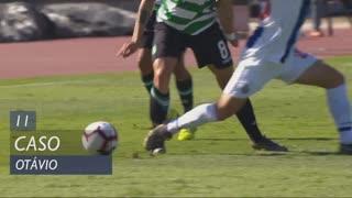 FC Porto, Caso, Otávio aos 11'