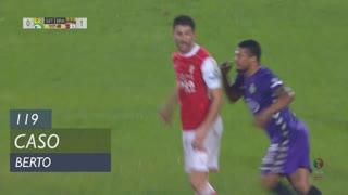 Vitória FC, Caso, Berto aos 119'