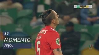 SL Benfica, Jogada, Fejsa aos 39'