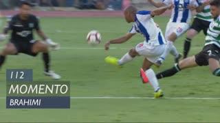 FC Porto, Jogada, Brahimi aos 112'